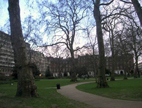 Russel Square Gardens